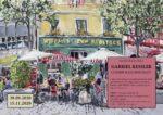Wirtshaus zum Rebstock Luzern Ölbild
