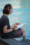 Gabriel Kessler Aquarelle Kunst