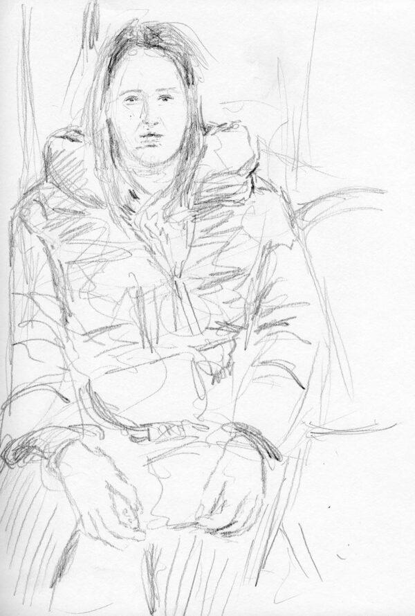 Gabriel Kessler busdrawing