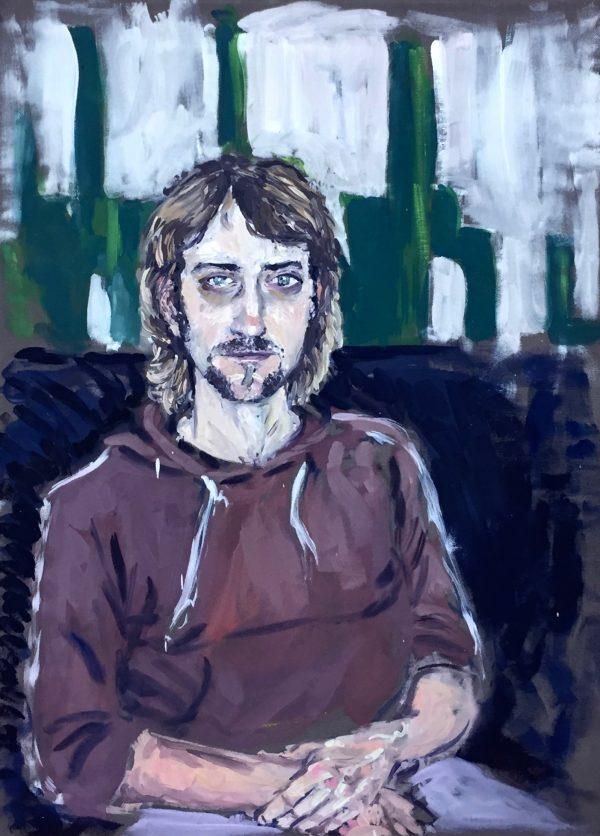 Portrait Marcel