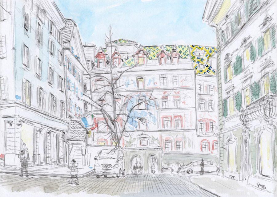 Luzerner Altstadt Hotel des Balances
